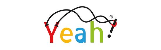 Logo                   La fionda di Yeah